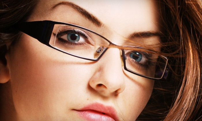 Thoma & Sutton Eye-Care - Multiple Locations: Complete Pair of Eyeglasses or Nonprescription Sunglasses at Thoma & Sutton Eye-Care