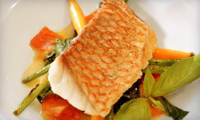 Chicca Restaurant - SoHo: Three-Course Italian Dinners for Two at Chicca Restaurant (Up to 63% Off). Two Options Available.
