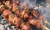 Burning Bush Grille - Prospect: $8 for $16 Worth of Mediterranean Fare at Burning Bush Grille in Prospect