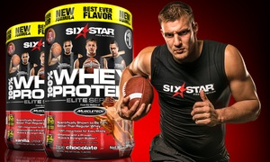But One Get One Free: Six Star 100% Whey Protein (2lb.; 2-Pack)