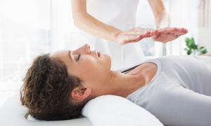 Emerging Vibrant Woman: One or Two Reflexology Treatments or One Reiki Session at Emerging Vibrant Woman (Up to 62% Off)