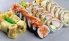Groupony wart.: sushi i więcej