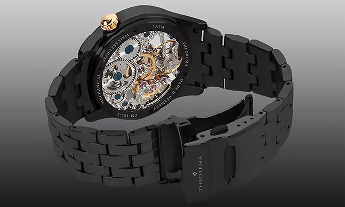 Theorema Mechanical Watch Monte Carlo 3