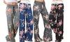 Pantaloni da donna a gamba larga