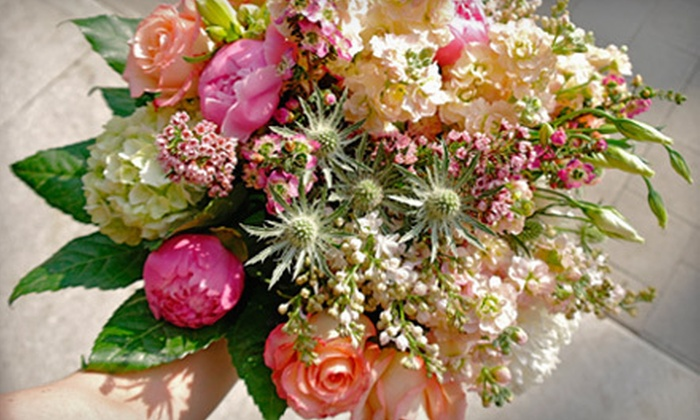 Sweetpea's - Parkdale: $25 for $50 Worth of Flowers and Gifts at Sweetpea's