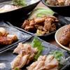 大阪府/なんば ≪赤鶏刺身、親鶏つくね串、鶏飯など8品+飲み放題120分/他1メニュー≫