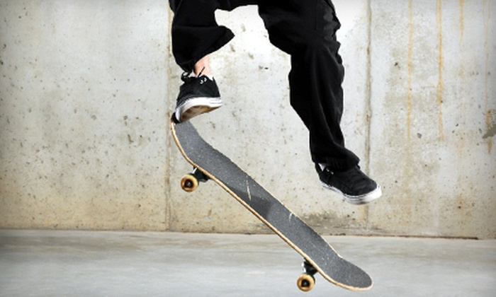 The Pier Skatepark - Kennedale: $13 for Two Admissions to The Pier Skatepark in Kennedale ($26 Value)