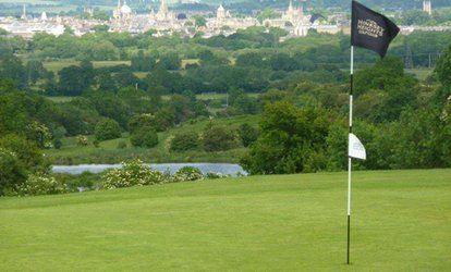 image for 18 Holes of Golf for Two or Four at Hinksey Heights Golf Club (Up to 38% Off)