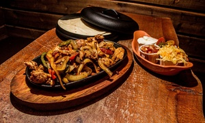 Driftwood: Meal With Nachos and Cocktail To Share For Two (£14) or Four (£27) at Driftwood (Up to 53% Off)