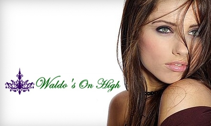 Waldo's on High - Short North: $39 for $85 Toward Salon Services at Waldo's on High