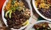 Adobe Cafe - Multiple Locations: Three-Course Mexican Dinner for Two or Four with Appetizer, Entrees, and Dessert at The Adobe Cafe (Up to 52% Off)
