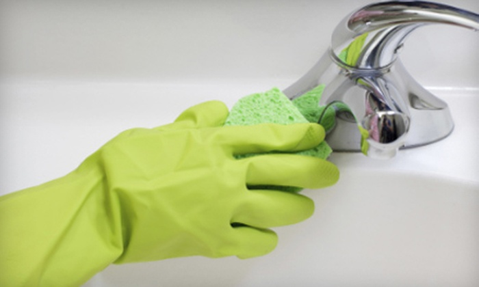 Dulce Maids - Wichita: One or Two Deep-Housecleaning Sessions from Dulce Maids (Up to 57% Off)