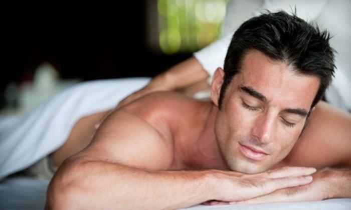 A Day 'N Nite Salon & Spa - Ward 2: Galvanic Spa Facial or a Deep-Tissue Massage at A Day 'N Nite Salon & Spa