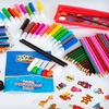 62% Off a 240-Piece Children's Art Set