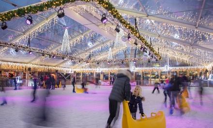 Schaatsen, poffertjes en meer tijdens het kerstevenement Winterland Den Bosch t/m 7 januari 2018