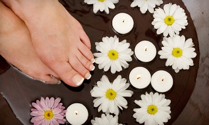 Hyde Park Body Works - Hyde Park: $45 for a Fire & Ice Pedicure at Hyde Park Body Works ($90 Value)