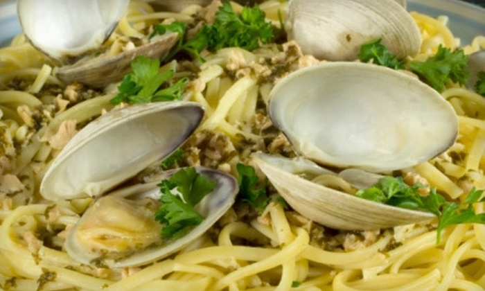 Spazio - Braintree: $25 for $50 Worth of Upscale Mediterranean Cuisine at Spazio