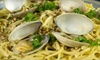 Spazio - Braintree: $25 for $50 Worth of Upscale Mediterranean Cuisine at Spazio