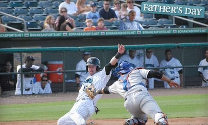 Jupiter Hammerheads - Jupiter: $40 for Four Field Box Tickets to a Jupiter Hammerheads Game with Player Meet and Greet ($80 Value)