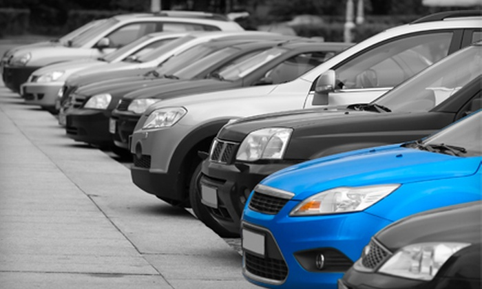 Propark America - Multiple Locations: One Month of Parking from Propark America (Up to 58% Off). Eight Locations Available.