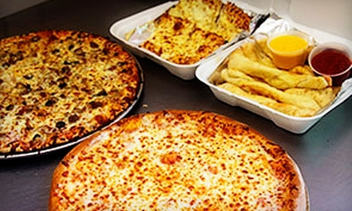 Avilla Pizza and Subs - Avilla: $10 for $20 Worth of Pizza and More from Avilla Pizza and Subs