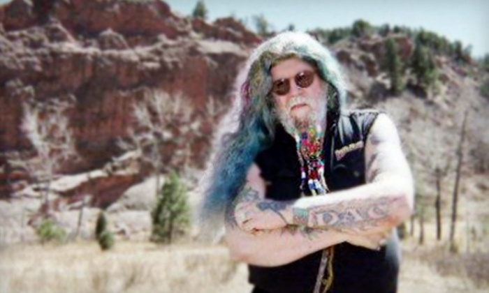 David Allen Coe - Palatine: One Ticket or Concert Outing for Two to See David Allan Coe at Durty Nellies in Palatine on January 20