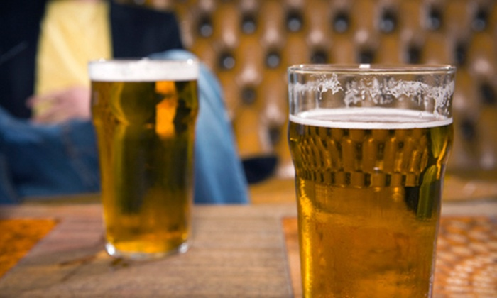 McGinty's Pub - College Springs: $5 for $10 Worth of Beer at McGinty's Pub