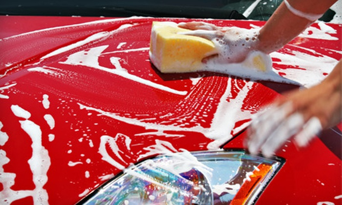Speed Car Wash - Miramar,Northeastern San Diego,Linda Vista: $30 for Three Car Washes at Speed Car Wash ($59.85 Value)