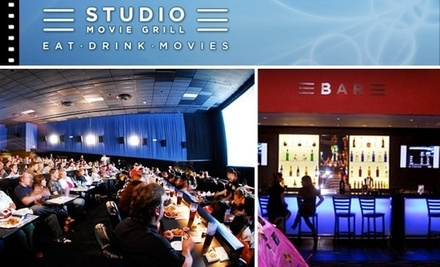 Studio Movie Grill Promo Codes 50%. off CODE. Recommend. 50% off + Site Wide Discount. Movie tickets at Seminole, Movie tickets at College Park and more with % full price then you will want to stop by at Studio Movie Grill. Studio Movie Grill offers three part weekend experience: Eat, Drink and Movies. What could possibly.