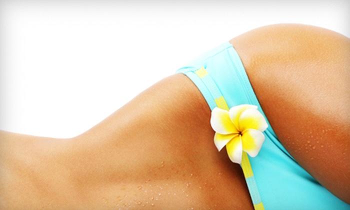 Serenity Skin Care - Portland: $20 for One Full-Body Spray Tan ($40 Value) or $50 for Three Full-Body Spray Tans ($120 Value) at Serenity Skin Care