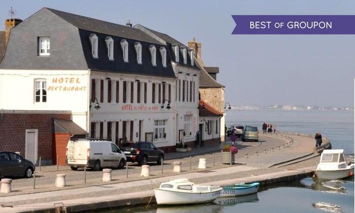 H tel du port et des bains groupon - Hotel du port et des bains saint valery sur somme ...