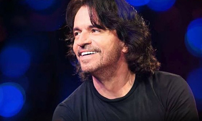 An Evening with Yanni Under the Stars - Downtown,Triad Center: Yanni Concert at Abravanel Hall on July 12 at 7:30 p.m. (Up to 51% Off). Three Options Available.