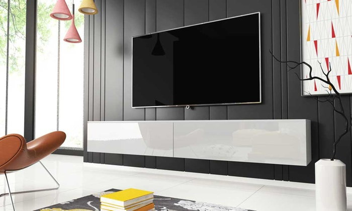 Selsey TV Cabinet Kane with Optional LEDs