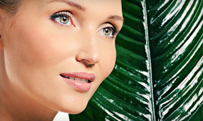 Leigh at Fabi of Rome - Newington Junction: Organic Facial with Optional Pedicure or Waxing Treatment from Leigh at Fabi of Rome (Up to 57% Off)