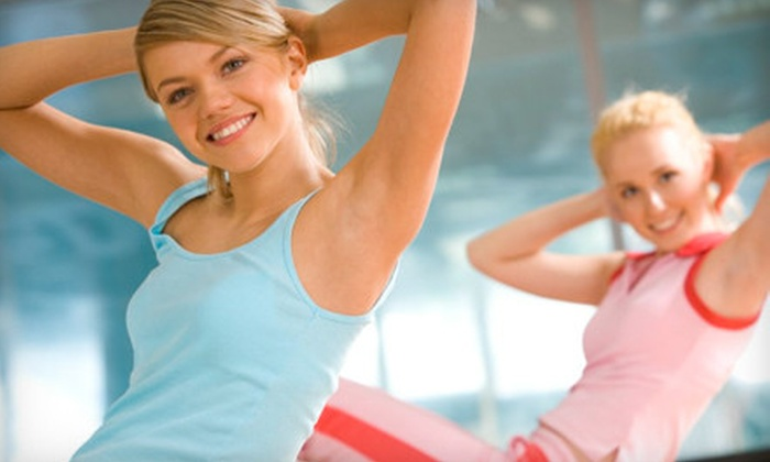 Studio Fitness Club Windsor - Walker Farm: $55 for a Holiday Fitness Package at Studio Fitness Club Windsor ($200 Value)