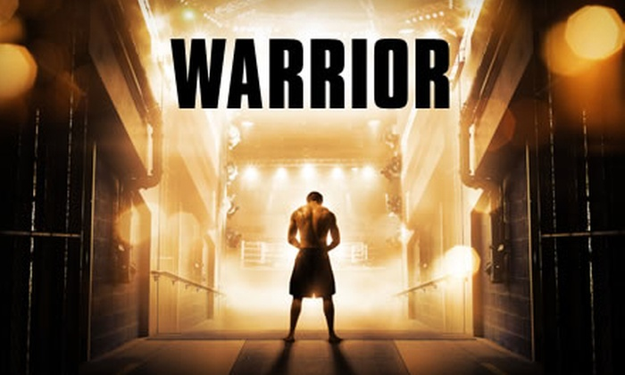 """""""Warrior"""" The Movie - Kansas City: $10 for Two Tickets to """"Warrior"""" (Up to $29 Value)"""
