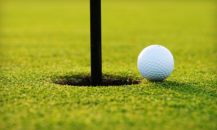 Mill Run Golf Club - Butts Road: Golf Outing with Cart Rental at Mill Run Golf Club in Moyock (Up to 57% Off). Four Options Available.