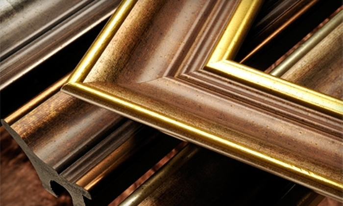 hector Framing & Gallery - Gainesville: $50 for $100 Toward Custom Framing at héctor Framing & Gallery