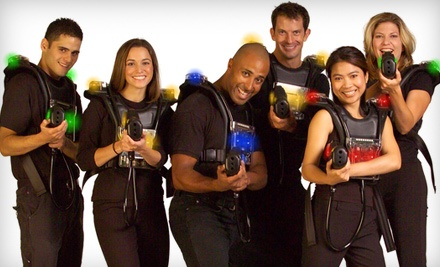 Laser Tag of Buford: 3 Games of Laser Tag - Laser Tag of Buford in Buford
