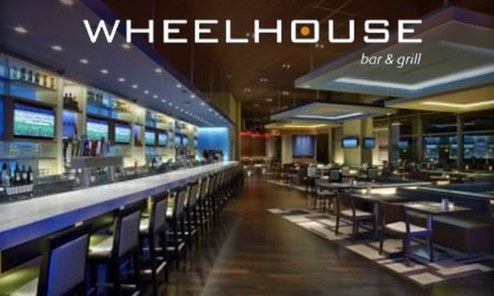 Rivers Casino - Chateau: $12 for $25 Worth of Pub Fare and Pours at Wheelhouse Bar & Grill at Rivers Casino