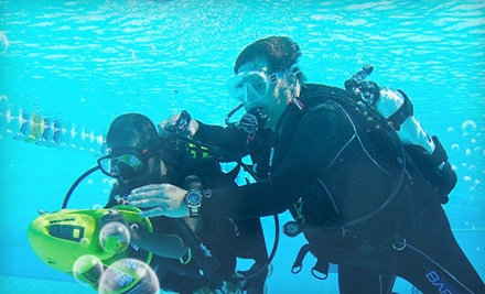 One Try Scuba Group Class (a $59 value) - The Scuba Gym in Orlando