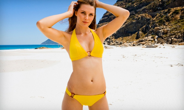 pHresh Spa and Wellness Club - West End: $75 for Three Brazilian Waxes at pHresh Spa and Wellness Club ($165 Value)
