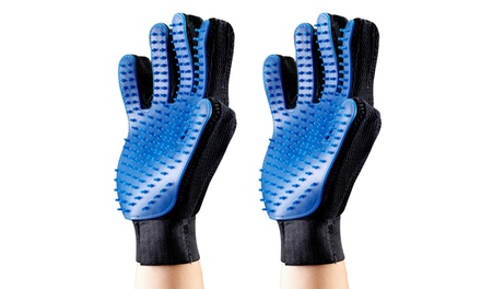 One or Two Cat and Dog AntiHair Magic Glove