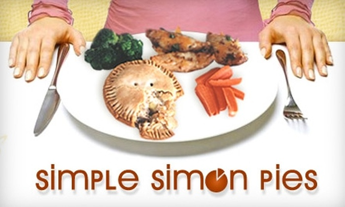 Simple Simon Pies - Calgary: $5 for $10 Worth of Pies at Simple Simon Pies