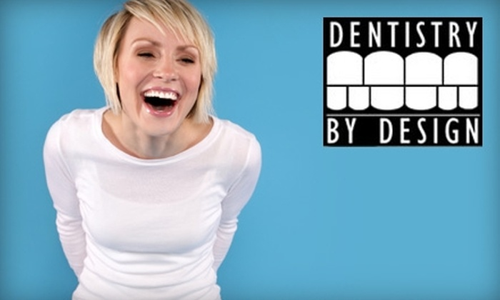 Dentistry by Design - Midwest City: $49 for a Full Oral Exam, Cleaning, X-rays, and Custom-Fit Take-Home Whitening Kit from Dentistry By Design in Midwest City ($500 Value)