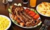 Up to 48% Off Casual Cuisine at The Garden Grille & Bar