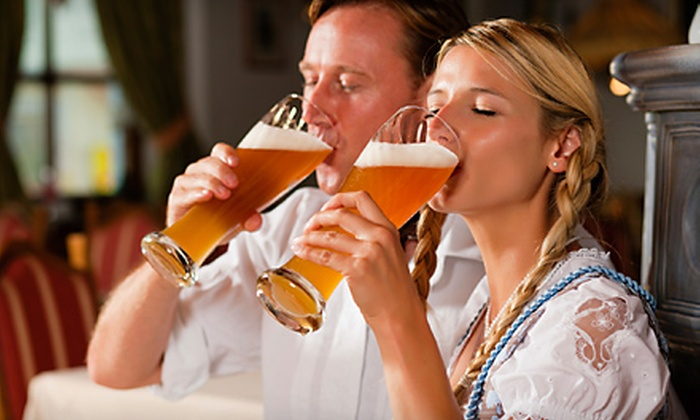 Old Town Octoberfest - Old Town: $13 for Outing for Two at Old Town Oktoberfest on October 7–8 (Up to $34 Value)