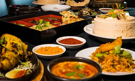 Up to 50% Off on Buffet Restaurant at Charcoal Indian Cuisine