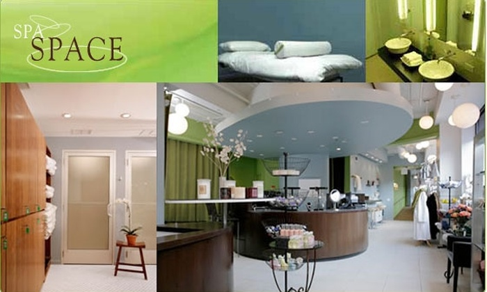 Groupon Test Merchant - Chicago: $50 Off Spa Space Signature Massage