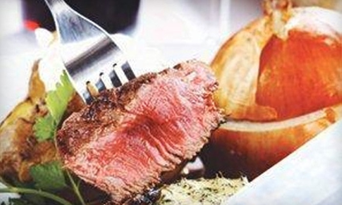 Limestone Grille - Downtown Boerne: $15 for $30 Worth of American Fare and Drinks at Limestone Grille in Boerne